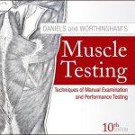 خرید کتاب Muscle Testing : Techniques of Manual Examination and Performance Testing